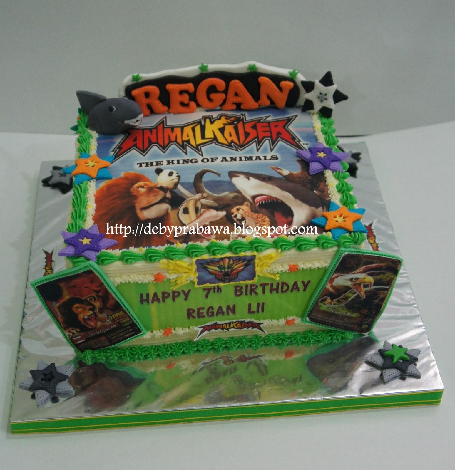 Butterfly Cake Animal Kaiser Cake for Regan