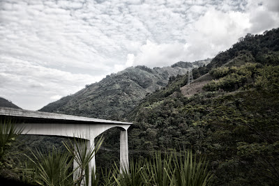 Puente del Alto de la Línea, Colombia