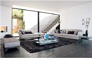 Decorando dormitorios salas contemporaneas modernas ideas y dise os de moda - Cortinas contemporaneas ...