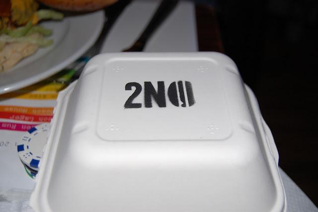 2NO branded box