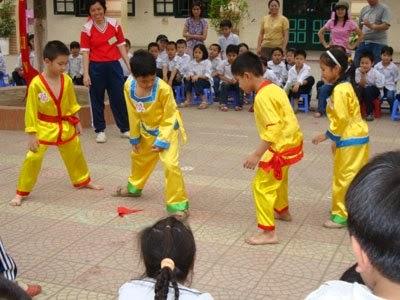 Những trò chơi dân gian Việt Nam