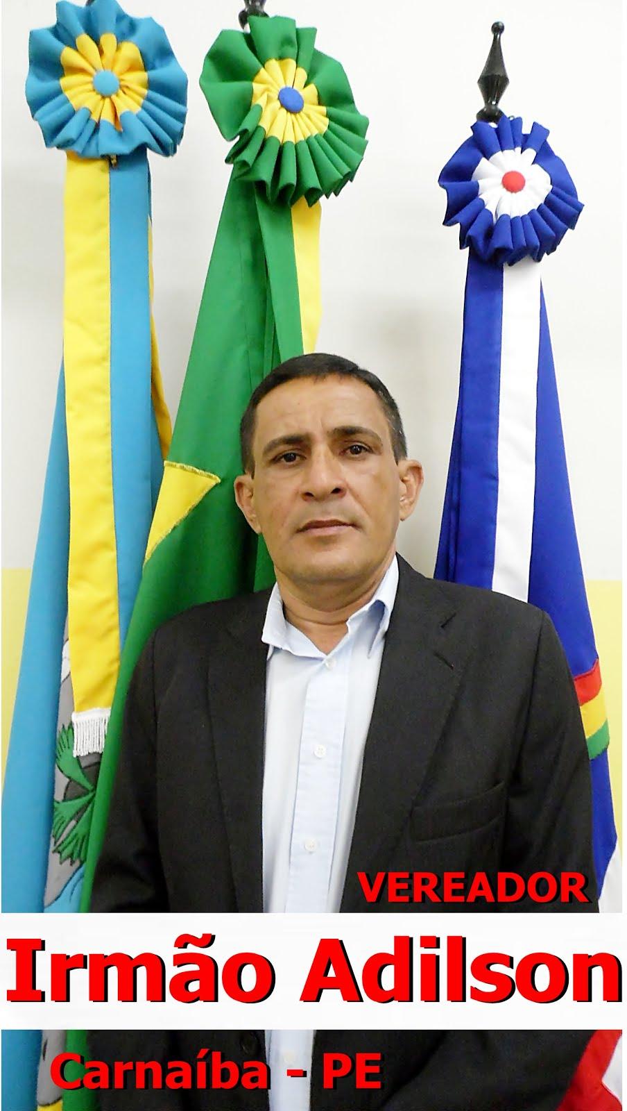Vereador Irmão Adilson