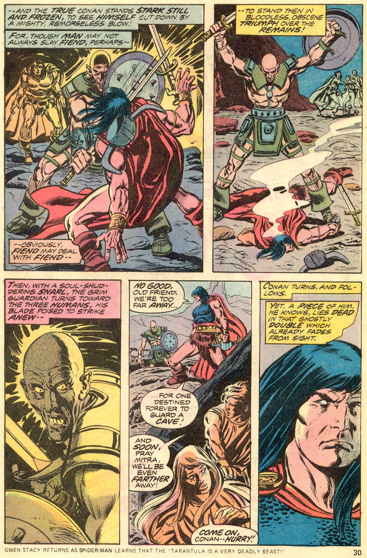 Conan the Barbarian (1970) Issue #54 #66 - English 18