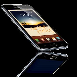 سعر سامسونج جالكسي نوت في مصر والسعوديه 2012 Galaxy Note Price