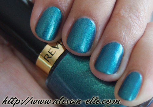 Bohemian Is A Metallic Turquoise With Microfine Glitters That Give Off Sparkly Sheen I Love This Colour Because It Reminds Me Of Pea Feather So
