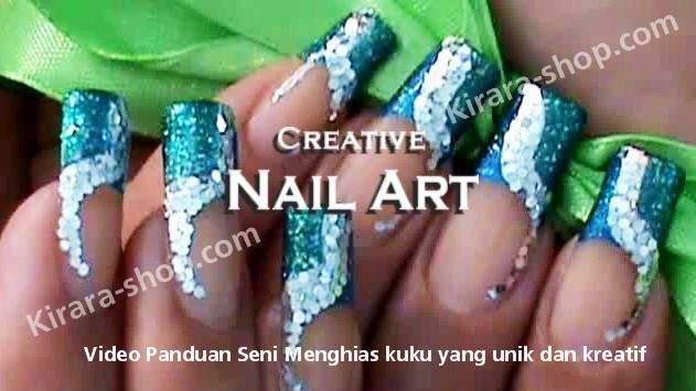 GAMBAR NAIL ART