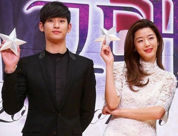 Diễn viên Hàn thành công khi chọn bạn diễn ''hợp rơ''