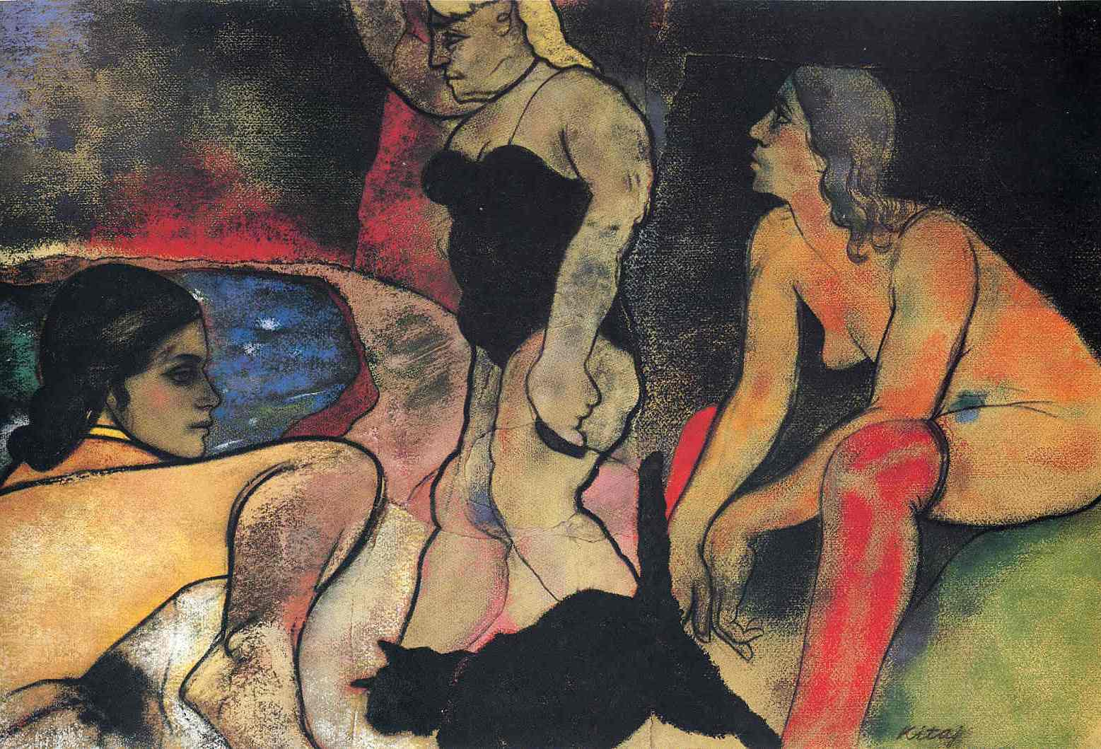 http://2.bp.blogspot.com/-TLc3o-eidyQ/T1M9H4TmHEI/AAAAAAAAJXs/js52Ylq7xh8/s1600/1975-79+The+Rise+of+Fascism+oil+&+pastel+on+paper+85.1+x+158.4+cm.jpg