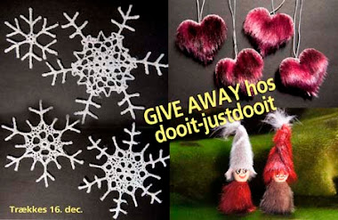 Give away hos Doo it - just doo it
