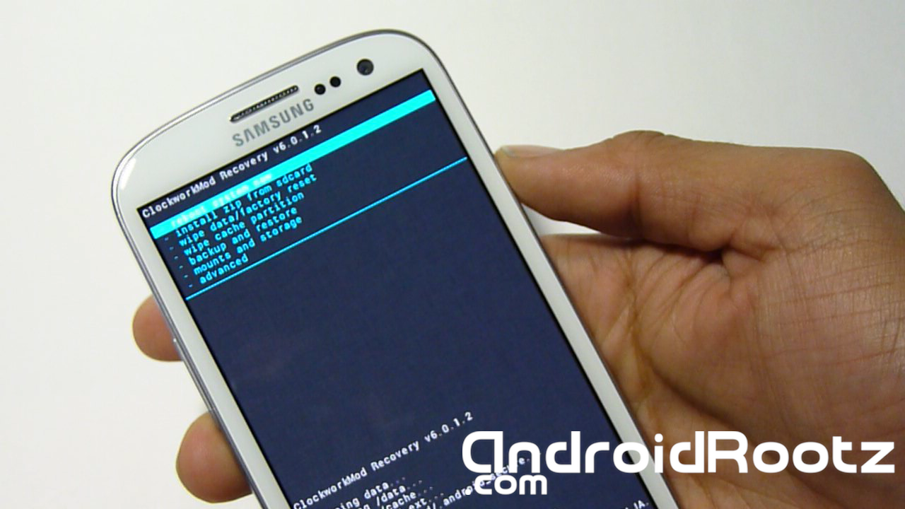How To Clear Cache And History On Samsung Galaxy S3 Once Your Phone Has  Finished Booting Up You Will Be On Stock 411 Jelly Bean Rom