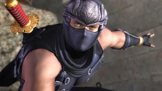 Kara Ninja Sevgilisini Kurtarma Oyunu