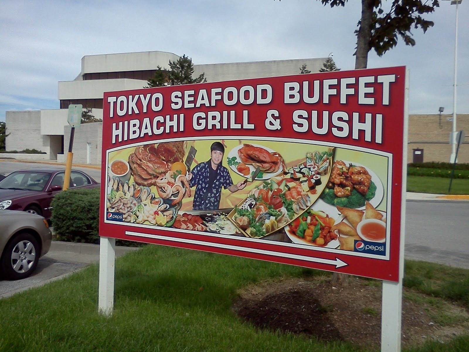 Accelerated Decrepitude: Tokyo Seafood Buffet is Ichiban! - photo#35