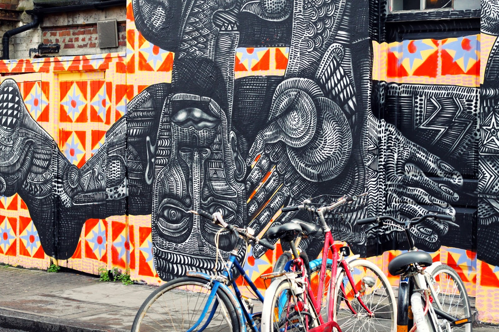 Shoreditch, street-art