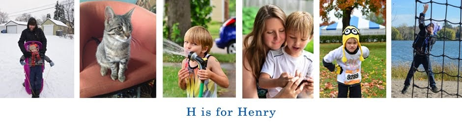 H is for Henry