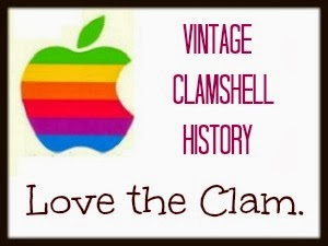 Apple Vintage Clamshell Site