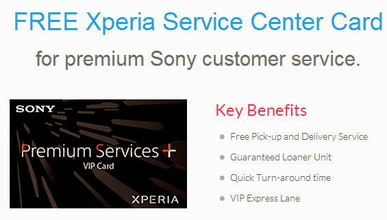 Smart Sony Xperia Z2