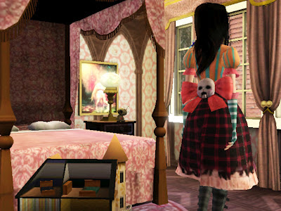 alice madness dollhouse sims 3