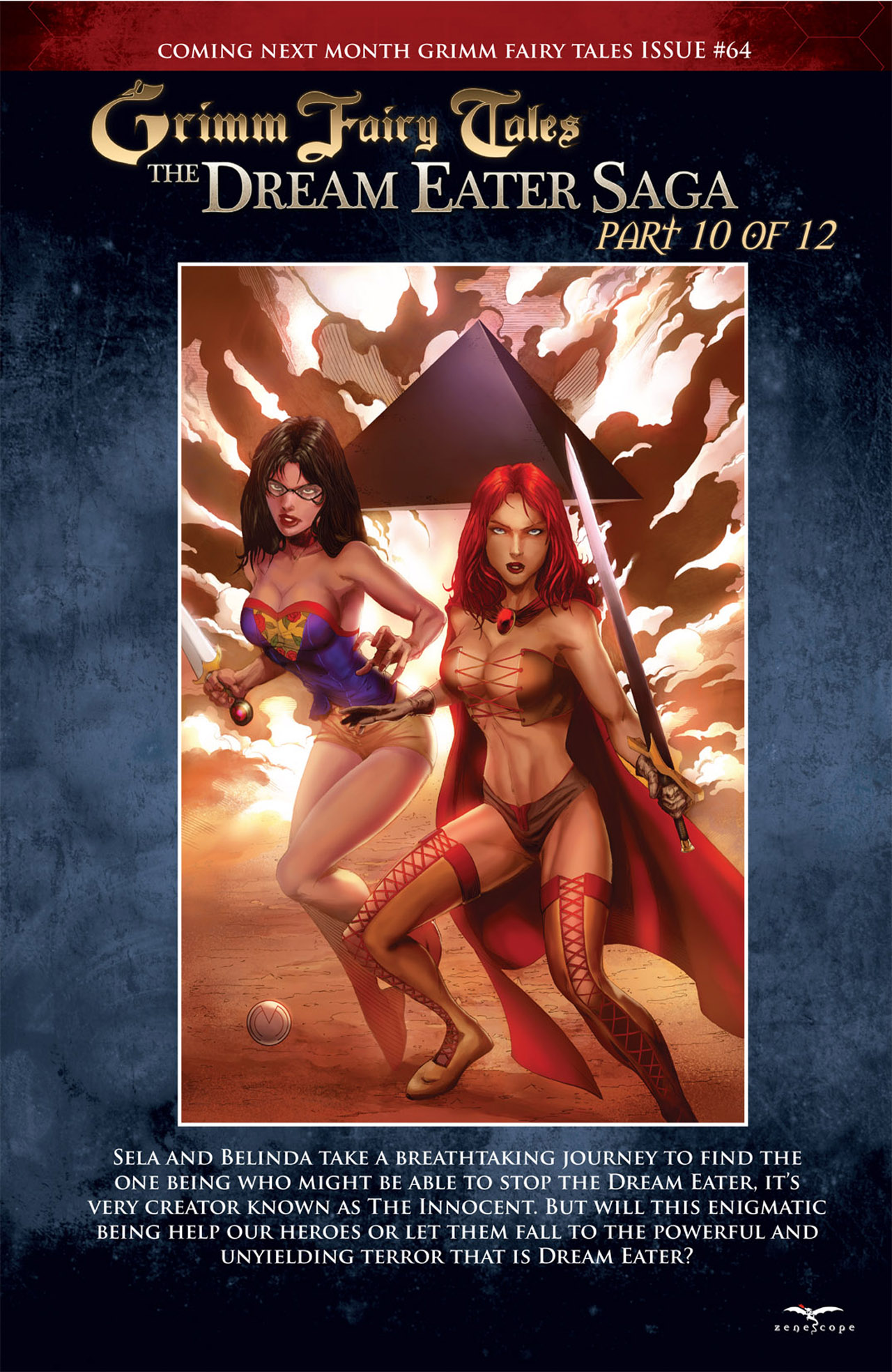 Grimm Fairy Tales (2005) Issue #63 #66 - English 25