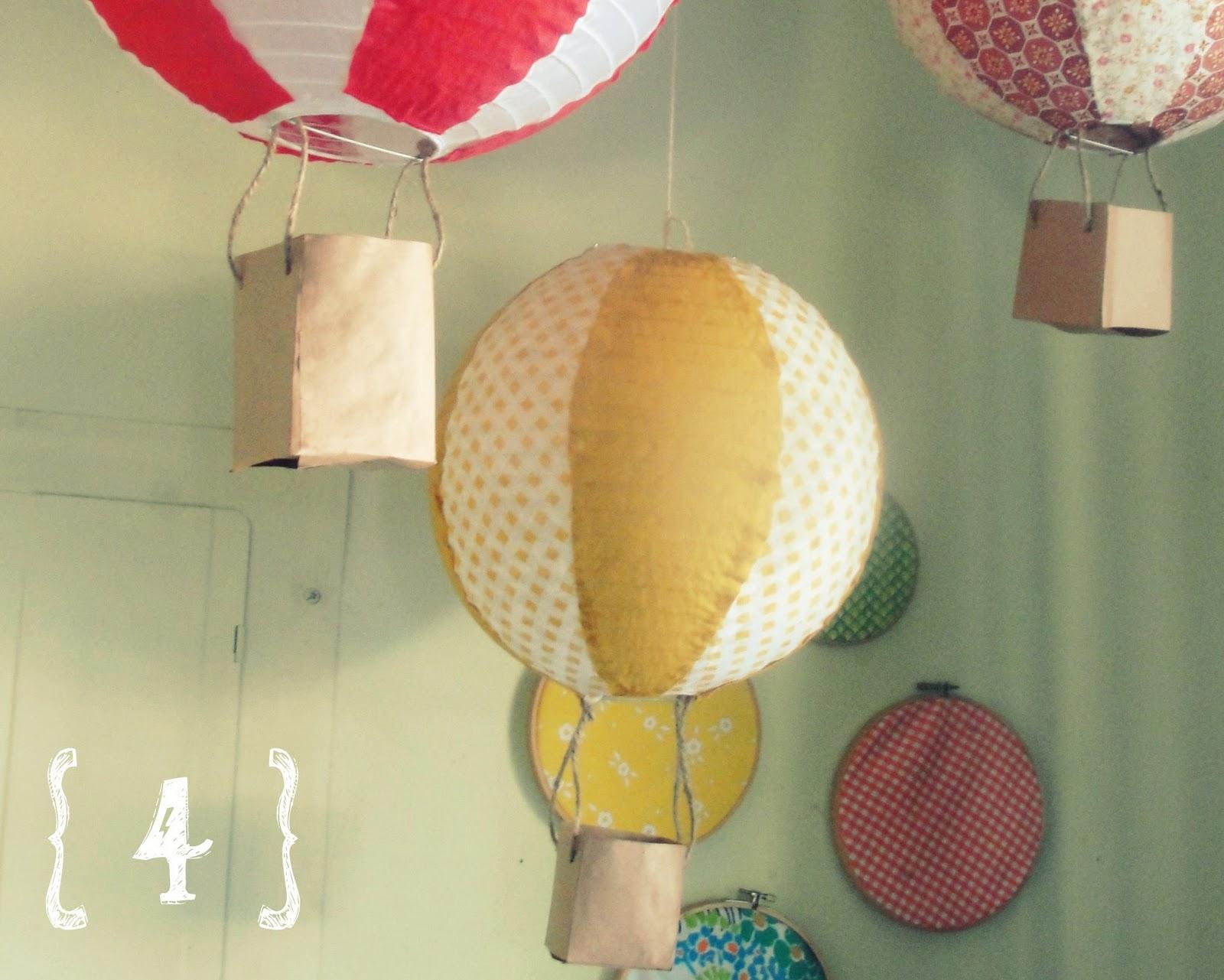 Воздушный шар 6