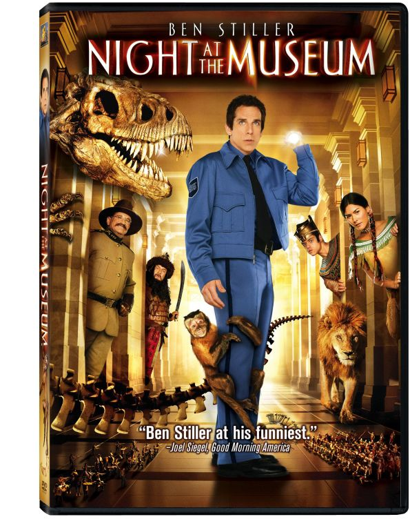 Đêm Ở Viện Bảo Tàng - Night At The Museum