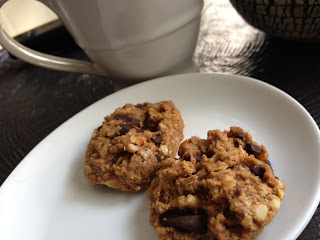 food crush: nothin' but granola cookies