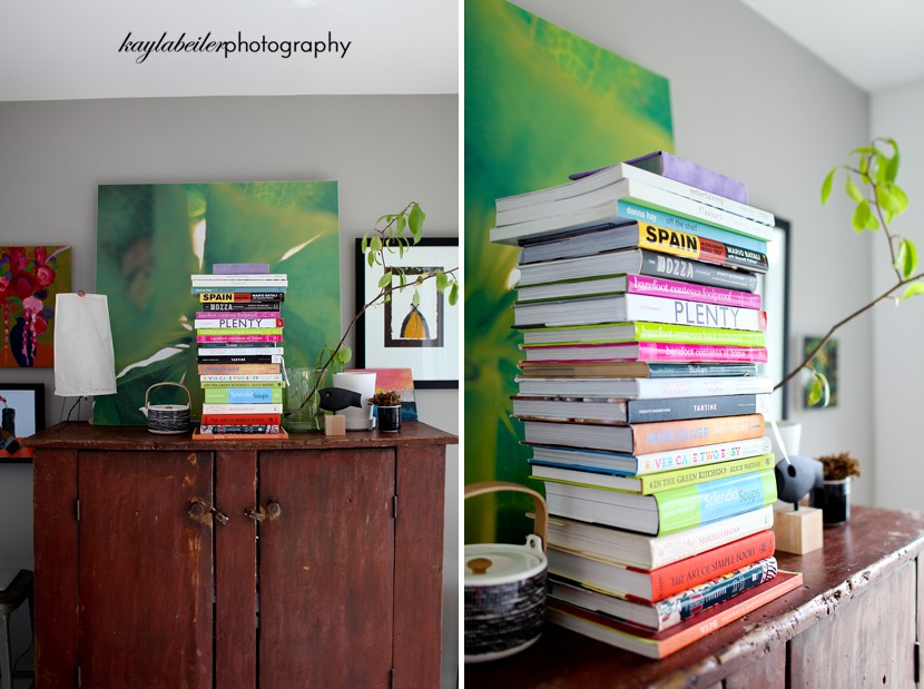 stacking books photo