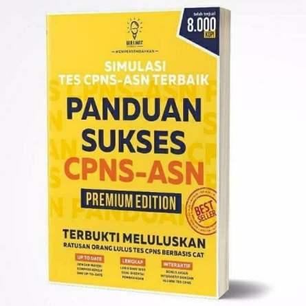 Rekomendasi Buku Soal CPNS