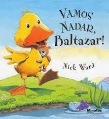 Vamos nadar Baltazar!