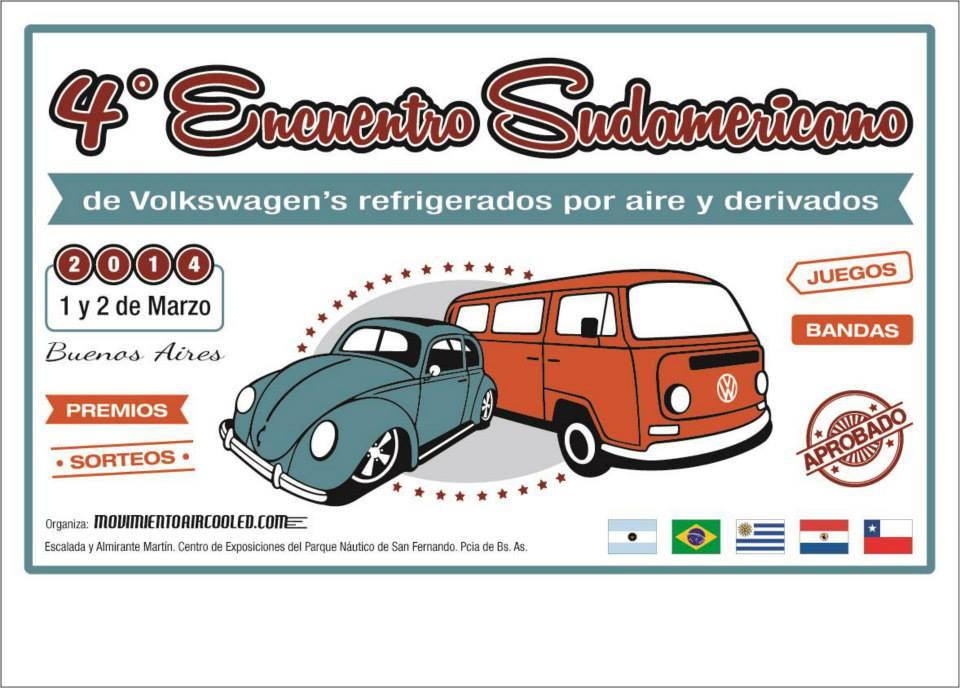 4to Encuentro Sudamericano