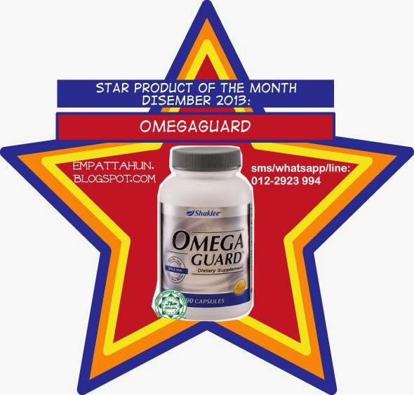 STAR PRODUCT OF THE MONTH