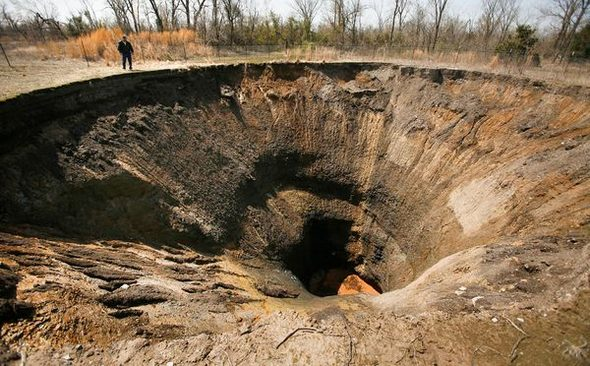 famous deepest sinkholes in the world
