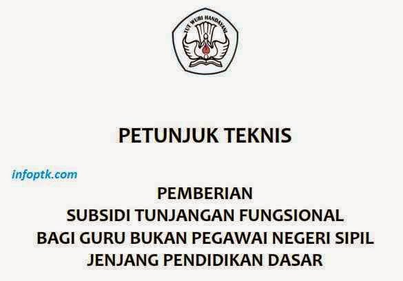 Kriteria Penerima Tunjangan Fungsional Non PNS
