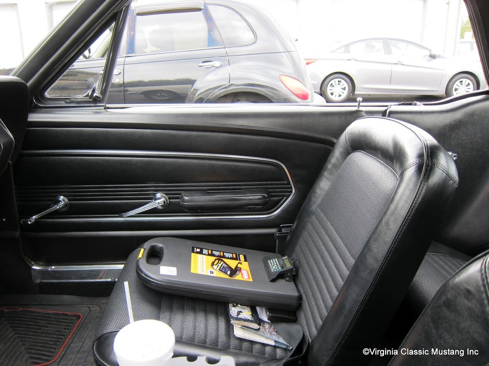 Virginia Classic Mustang Blog Customer Car 1967 Mustang