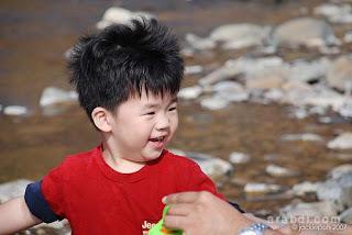 مواد مشعة في بول الأطفال في فوكوشيما