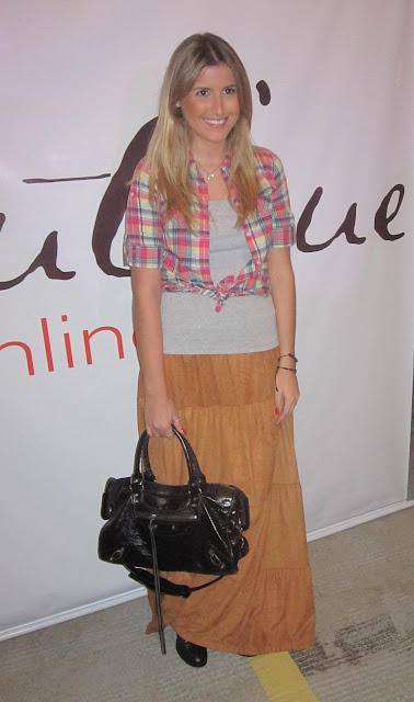Dandynha+Barbosa Arrarial Fashion dos Namorados no Fashion Mall