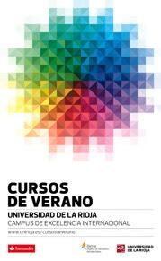 7 de septiembre. Curso de Verano Universidad de la Rioja.