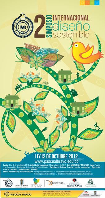 Segundo simposio Internacional de Diseño Sostenible - Medellín