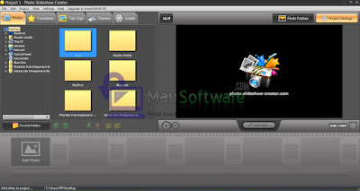 Photo Slideshow Creator terbaru software slideshow gratis