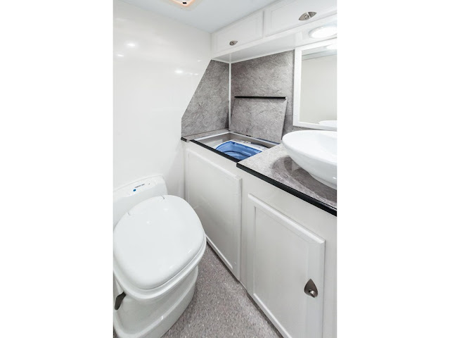 Inspirational This final home is a Creative Caravans Tanami Off Road Designer Series It is a gorgeous camper The tires are beefy enough to go anywhere you want and the