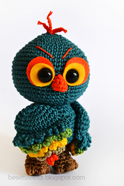 Amigurumi Gufi Uncinetto : Airali design. Where is the Wonderland? Crochet, knit and ...
