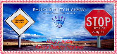 The 1st year on Rally's Beauty Highway