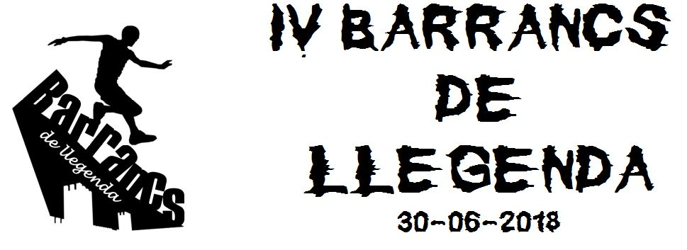 Barrancs de Llegenda