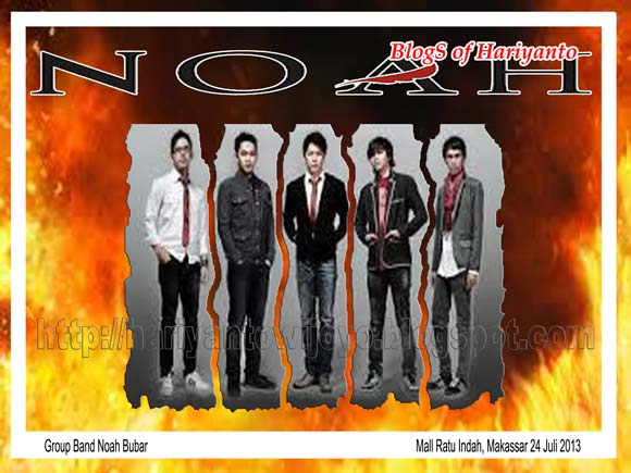 Group Band Noah Bubar