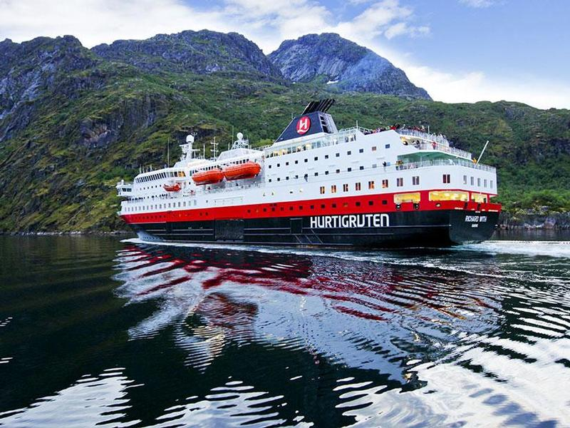 Total Makeover for Hurtigruten Ships
