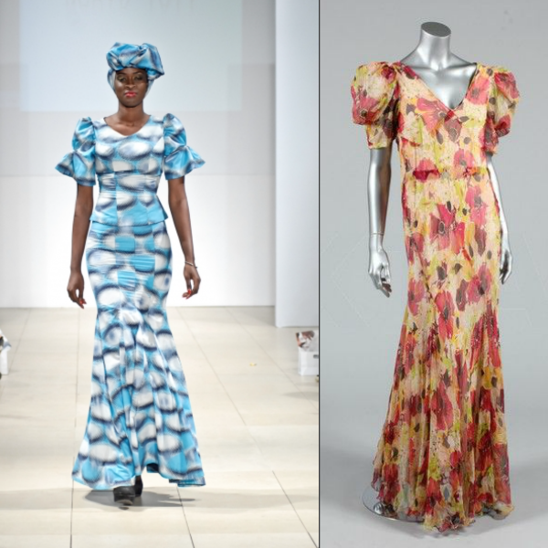 Flashback Summer: African and 1930s Trends - Intercultural vintage