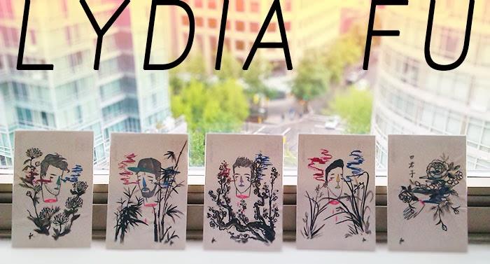 Lydia Fu