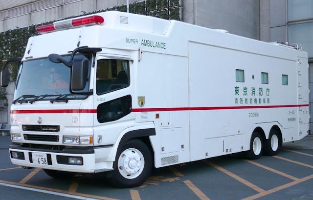 Gambar Mobil Ambulance 23