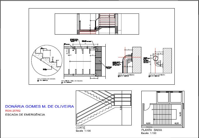Excepcional Iluminação Zenital - Detalhe 4   Projeto E/UBC – 7 SK65