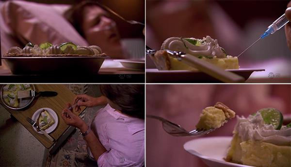 Dexter: tarta de lima perfecta