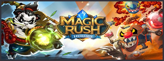 MAGIC RUSH HEROES HACK CHEATS ADD UNLIMITED GOLD AND DIAMONDS